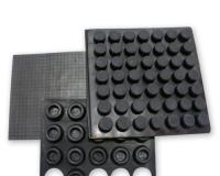 Self Adhesive Rubber Bumper-1