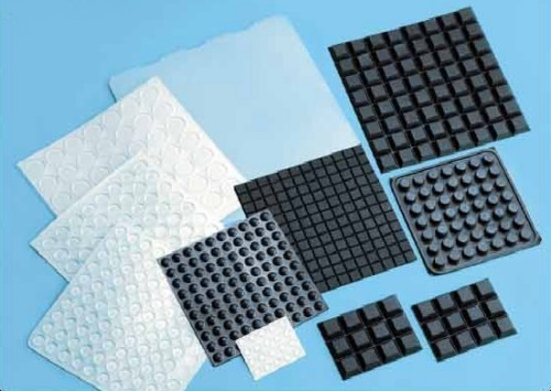 Self Adhesive Rubber Feet-1